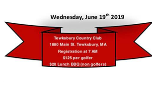 3rd Annual Golf Tournament – June 19, 2019